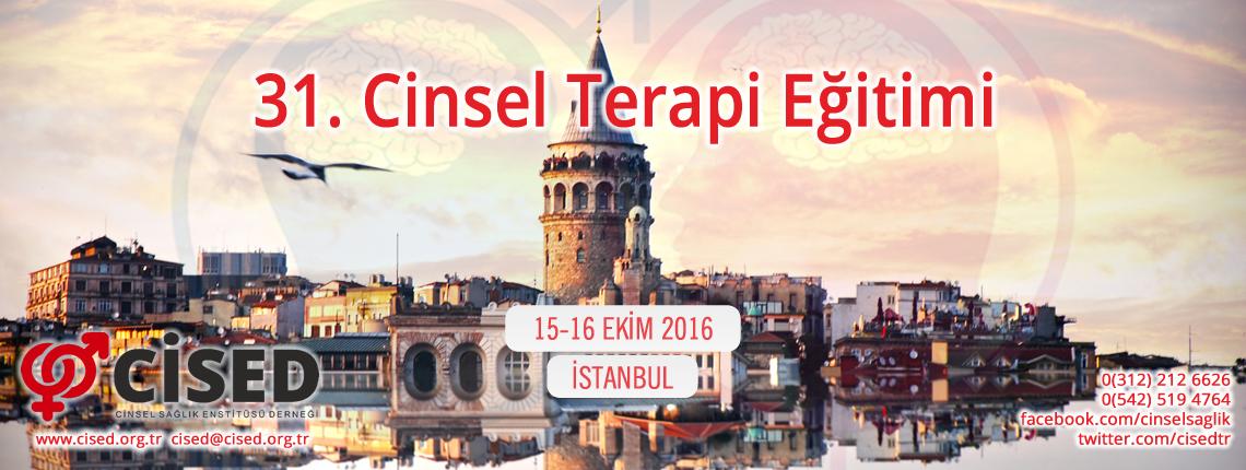 Cinsel Terapi Eðitimi Ankara