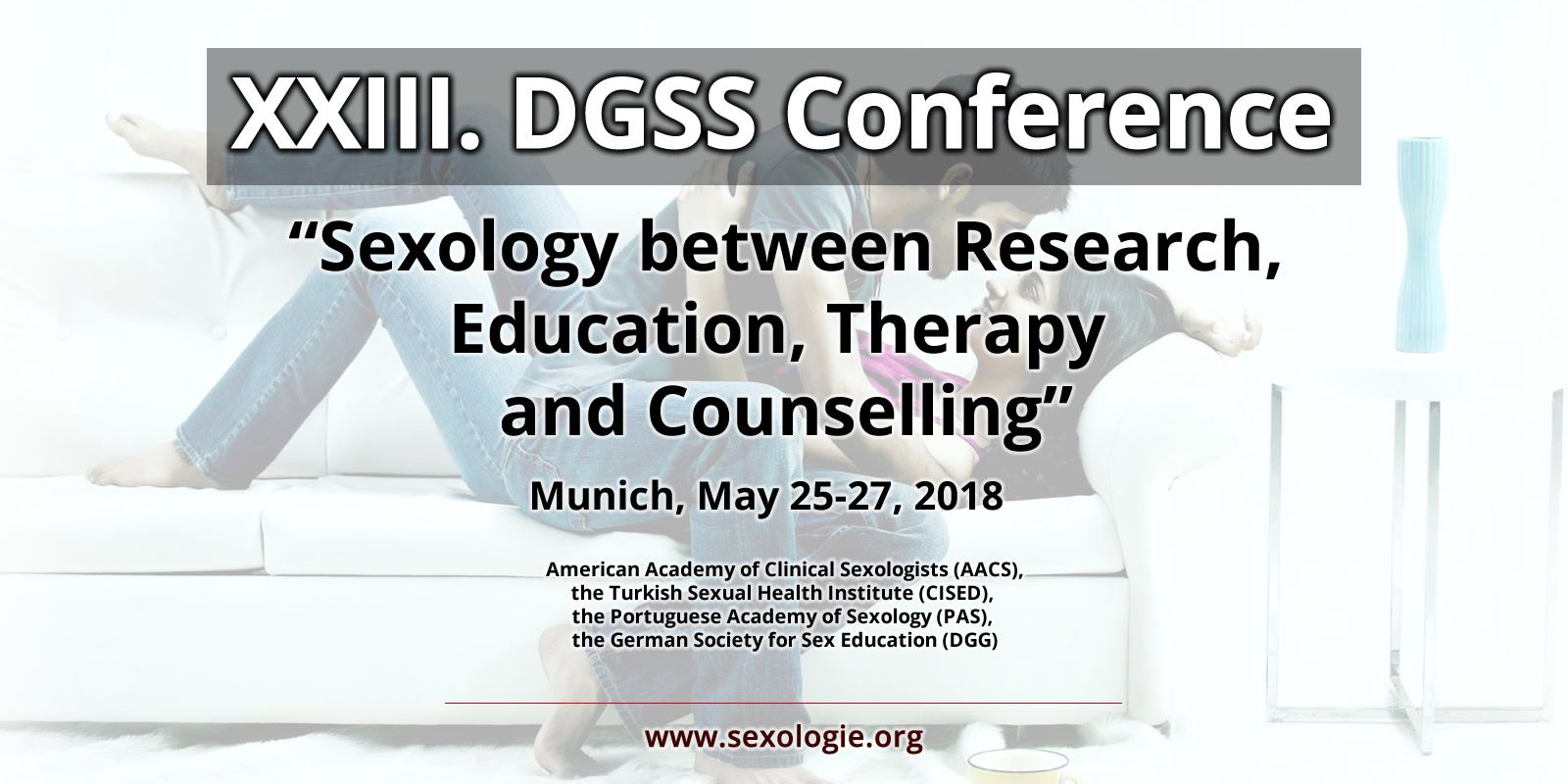 XXIII. DGSS Conference