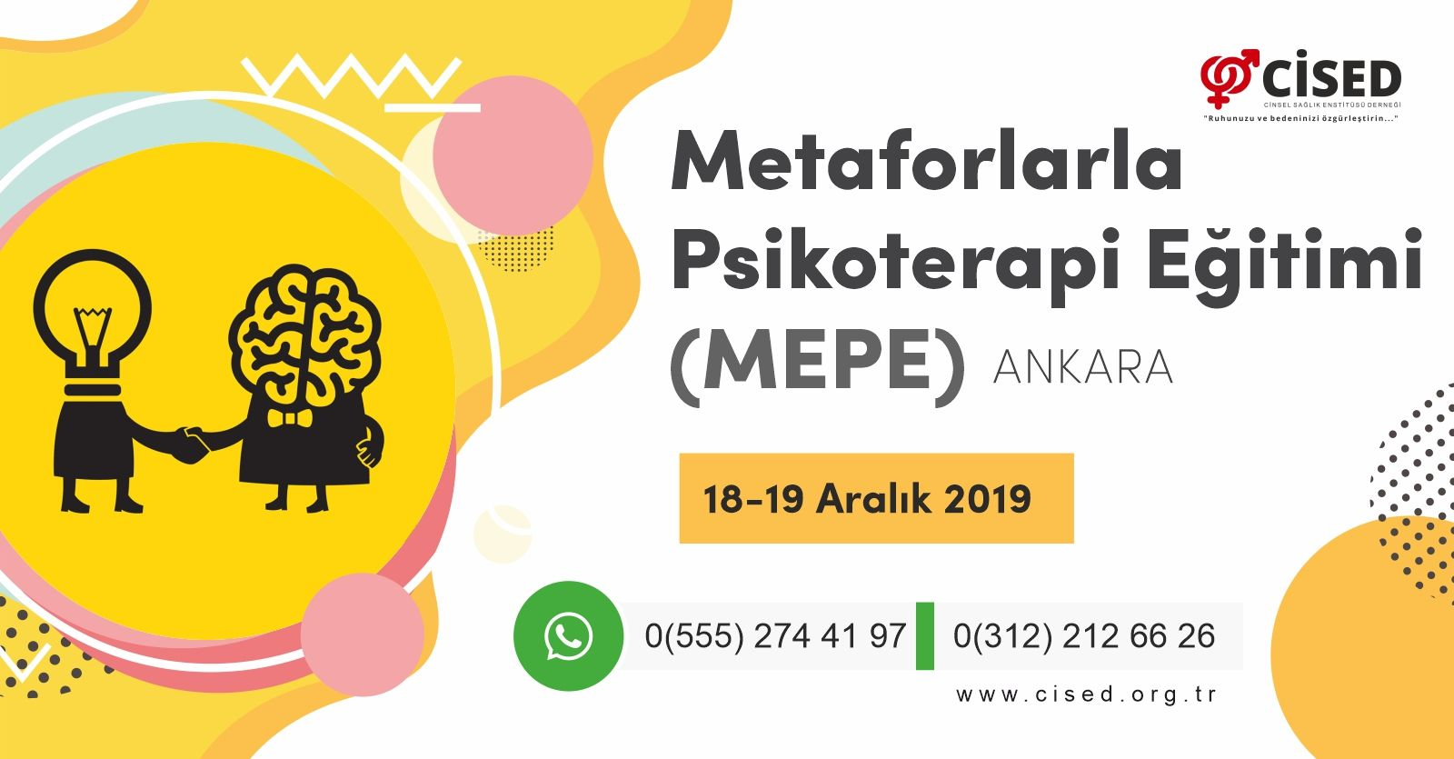 Metaforlarla Psikoterapi Eğitimi (MEPE)