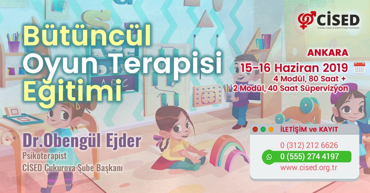 Bütüncül Oyun Terapisi Eğitimi