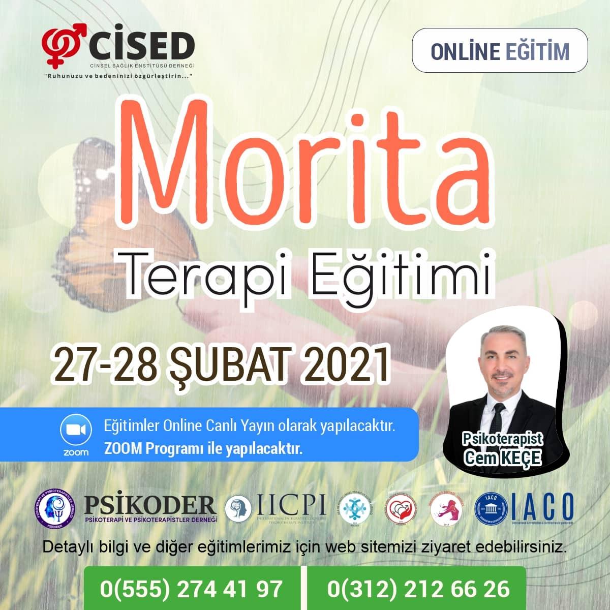 Morita Terapi Eğitimi