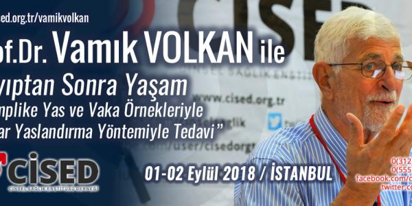 Nobel Barış Ödülü Adayı Prof.Dr. Vamık VOLKAN CİSED İçin Ankara'da...