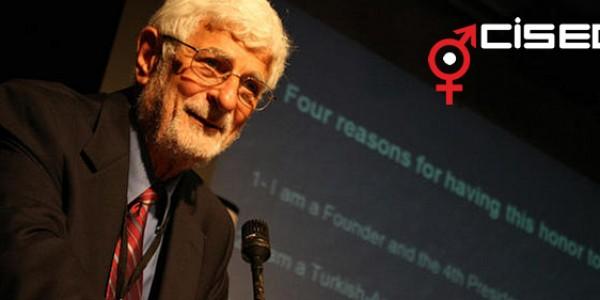 Yas'ı Anlatmak için Nobel Barış Ödülü Adayı Prof.Dr. Vamık VOLKAN Ankara'da!