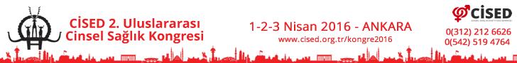 C�SED 2. Uluslararas� Cinsel Sa�l�k Kongresi (2016)