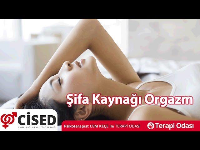 Þifa Kaynaðý Orgazm - Terapi Odasý