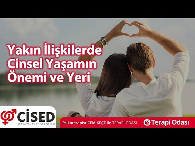 Yakýn Ýliþkilerde Cinsel Yaþamýn Önemi ve Yeri - Terapi Odasý