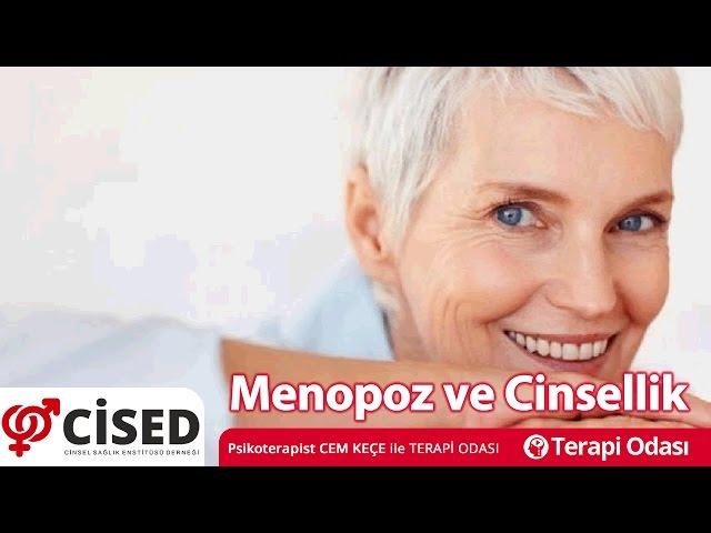Menopoz ve Cinsellik - Terapi Odasý