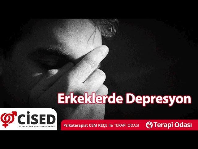 Erkeklerde Depresyon - Terapi Odasý