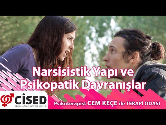 Narsisistik Yap� ve Psikopatik Davran��lar - Terapi Odas�