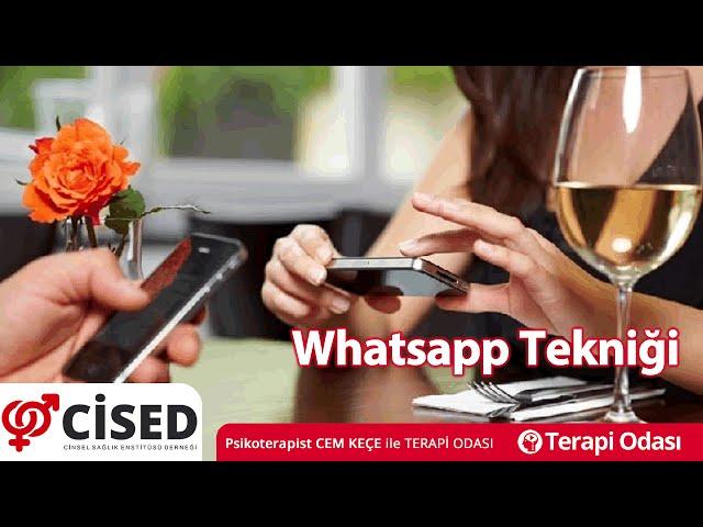 Whatsapp Tekni�i - Terapi Odas�