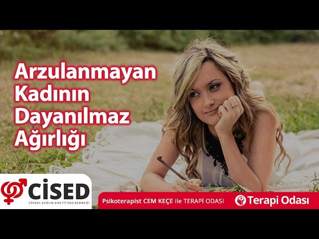 Arzulanmayan Kadýnýn Dayanýlmaz Aðýrlýðý - Terapi Odasý