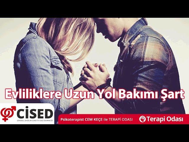 Evliliklere Uzun Yol Bakýmý Þart - Terapi Odasý
