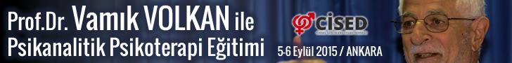 Prof.Dr. Vam�k VOLKAN ile PS�KANAL�T�K PS�KOTERAP� E��T�M�